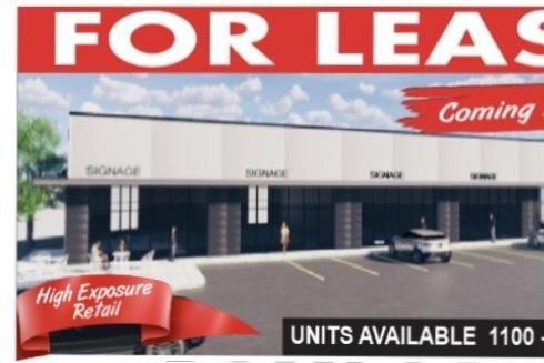 Commercial property for lease at 13030 50 St NW Edmonton Alberta - MLS: E4183268