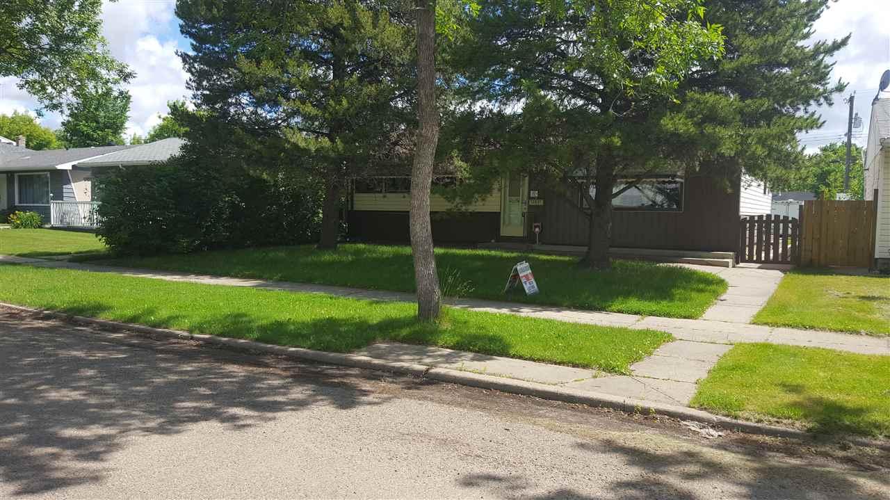 For Sale: 13031 115 Street, Edmonton, AB | 3 Bed, 1 Bath House for $249,900. See 11 photos!