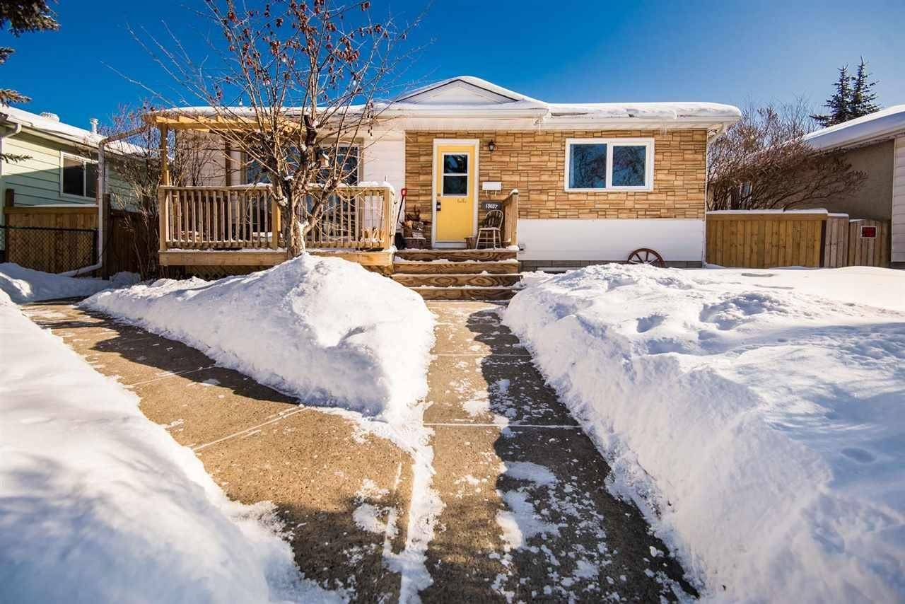 House for sale at 13037 124 St Nw Edmonton Alberta - MLS: E4187905