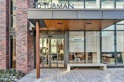 Apartment for rent at 20 Tubman Ave Unit 1304 Toronto Ontario - MLS: C4676165