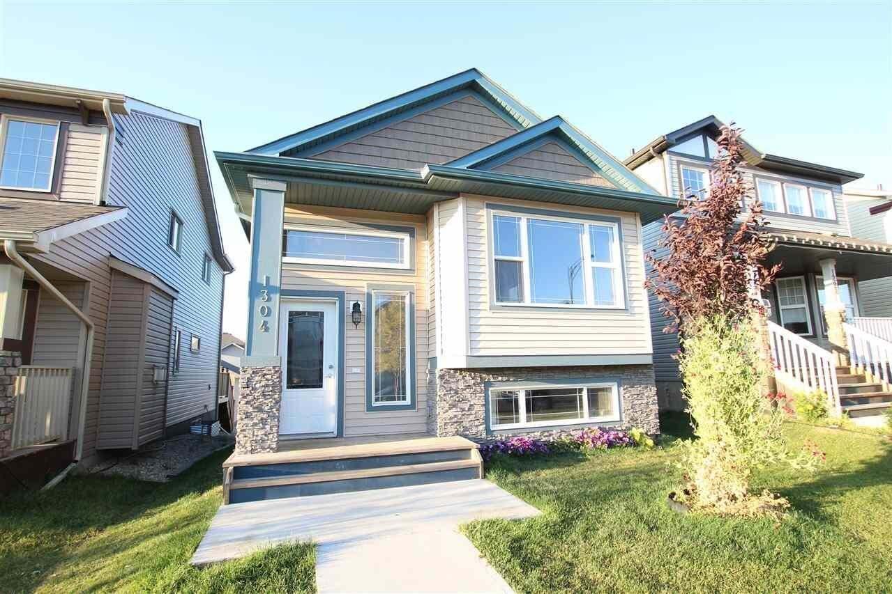 House for sale at 1304 29 Av NW Edmonton Alberta - MLS: E4198706