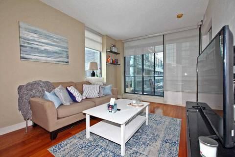 Apartment for rent at 438 King St Unit 1304 Toronto Ontario - MLS: C4636608