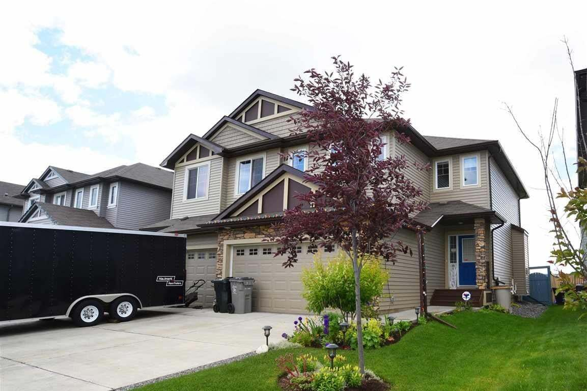 Townhouse for sale at 1304 South Creek Li Stony Plain Alberta - MLS: E4206377