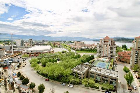 Condo for sale at 1151 Sunset Dr Unit 1305 Kelowna British Columbia - MLS: 10183106