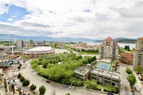 Condo for sale at 1151 Sunset Dr Unit 1305 Kelowna British Columbia - MLS: 10183106
