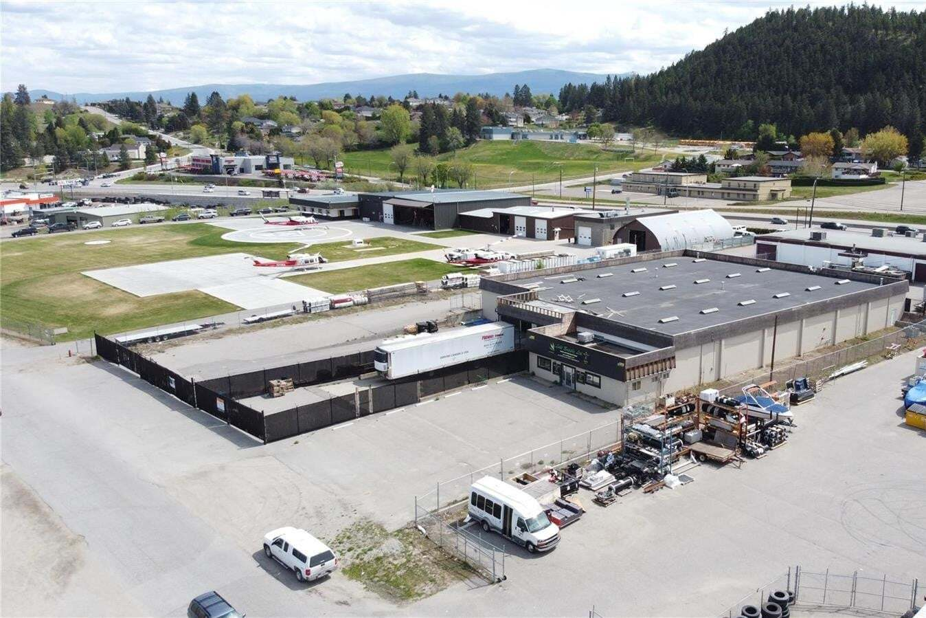 Commercial property for sale at 1305 Industrial Rd West Kelowna British Columbia - MLS: 10208376