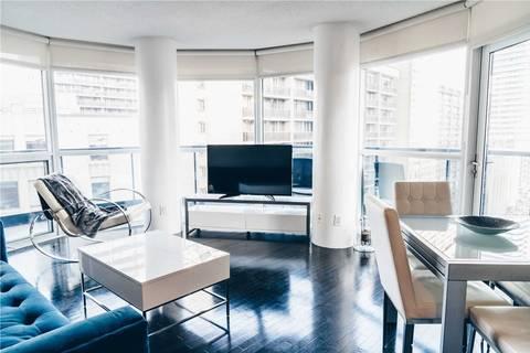 Apartment for rent at 21 Carlton St Unit 1305 Toronto Ontario - MLS: C4734229