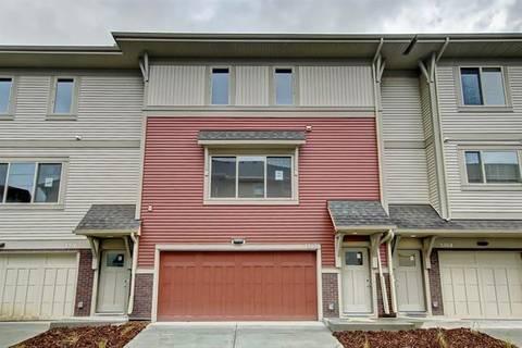 Townhouse for sale at 32 Horseshoe Cres Unit 1305 Cochrane Alberta - MLS: C4267351