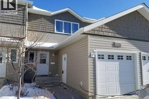Townhouse for sale at 715 Hart Rd Unit 1305 Saskatoon Saskatchewan - MLS: SK759084