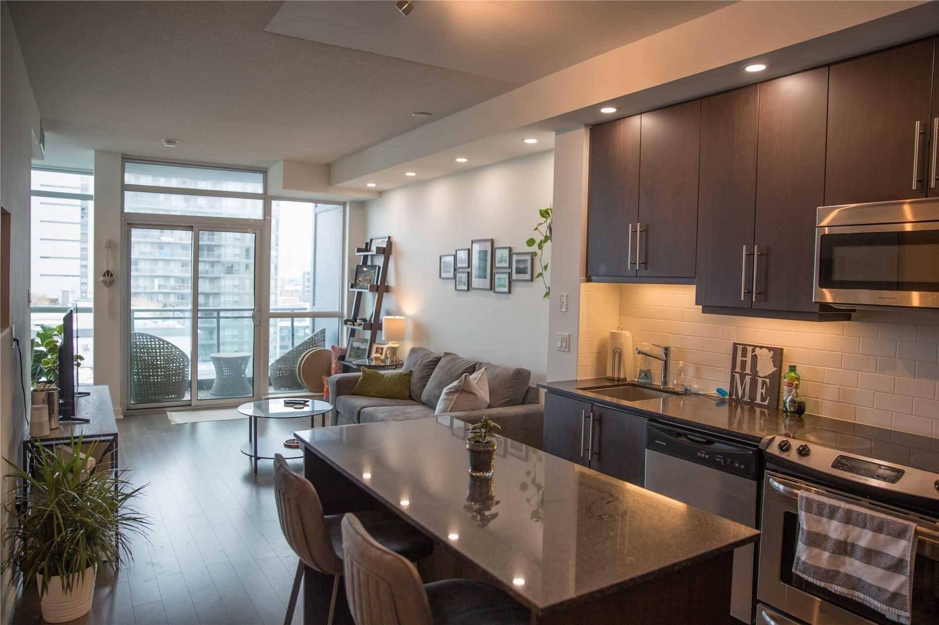Apartment for rent at 1171 Queen St Unit 1306 Toronto Ontario - MLS: C4632197
