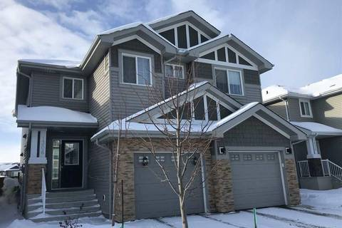 Townhouse for sale at 1306 162 St Sw Edmonton Alberta - MLS: E4139592