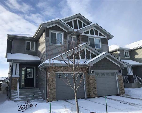 Townhouse for sale at 1306 162 St Sw Edmonton Alberta - MLS: E4183102