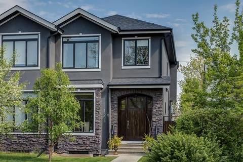 Townhouse for sale at 1306 18 Ave Northwest Calgary Alberta - MLS: C4248087