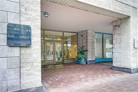 Apartment for rent at 92 King St Unit 1306 Toronto Ontario - MLS: C4518009