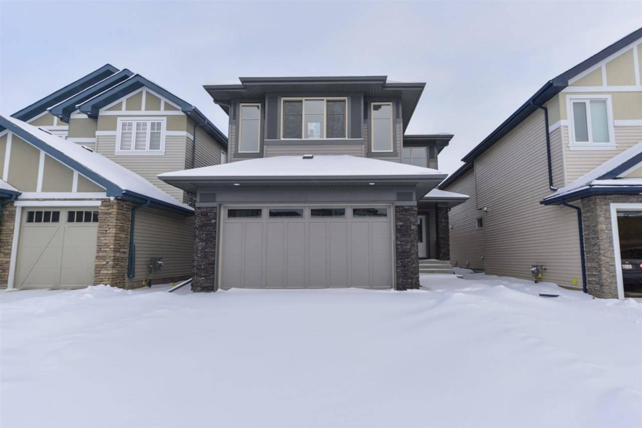 House for sale at 1306 Ainslie Wd Sw Edmonton Alberta - MLS: E4183757