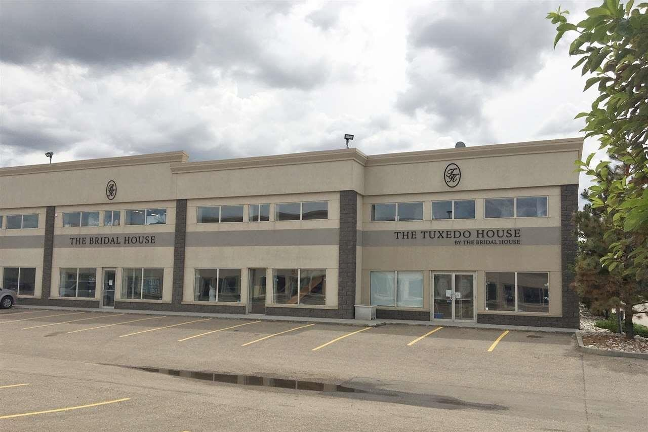 Commercial property for sale at 13061 156 St NW Edmonton Alberta - MLS: E4203240