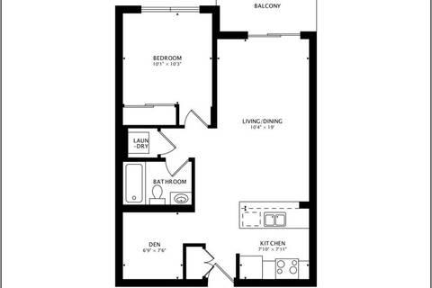 Apartment for rent at 1369 Bloor St Unit 1307 Toronto Ontario - MLS: C4730908
