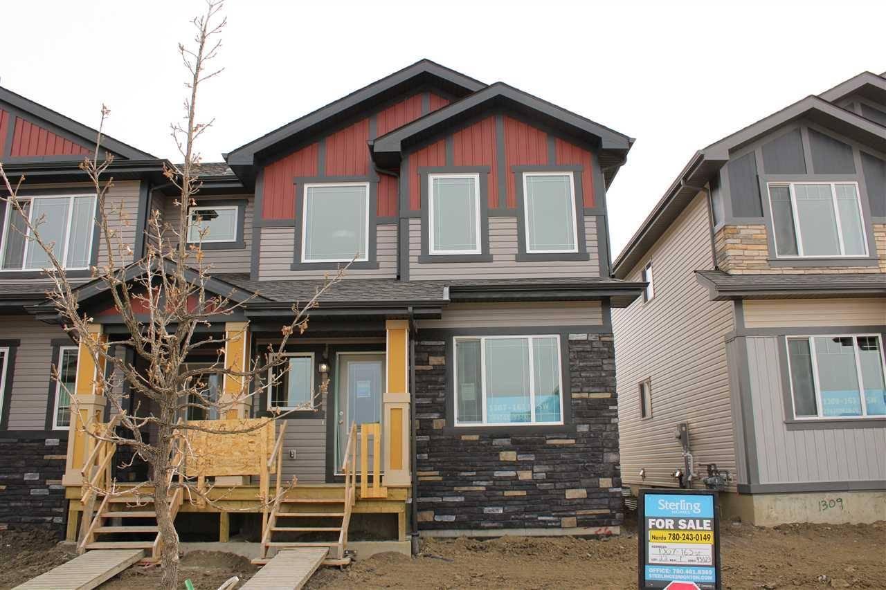 House for sale at 1307 163 St Sw Edmonton Alberta - MLS: E4174638