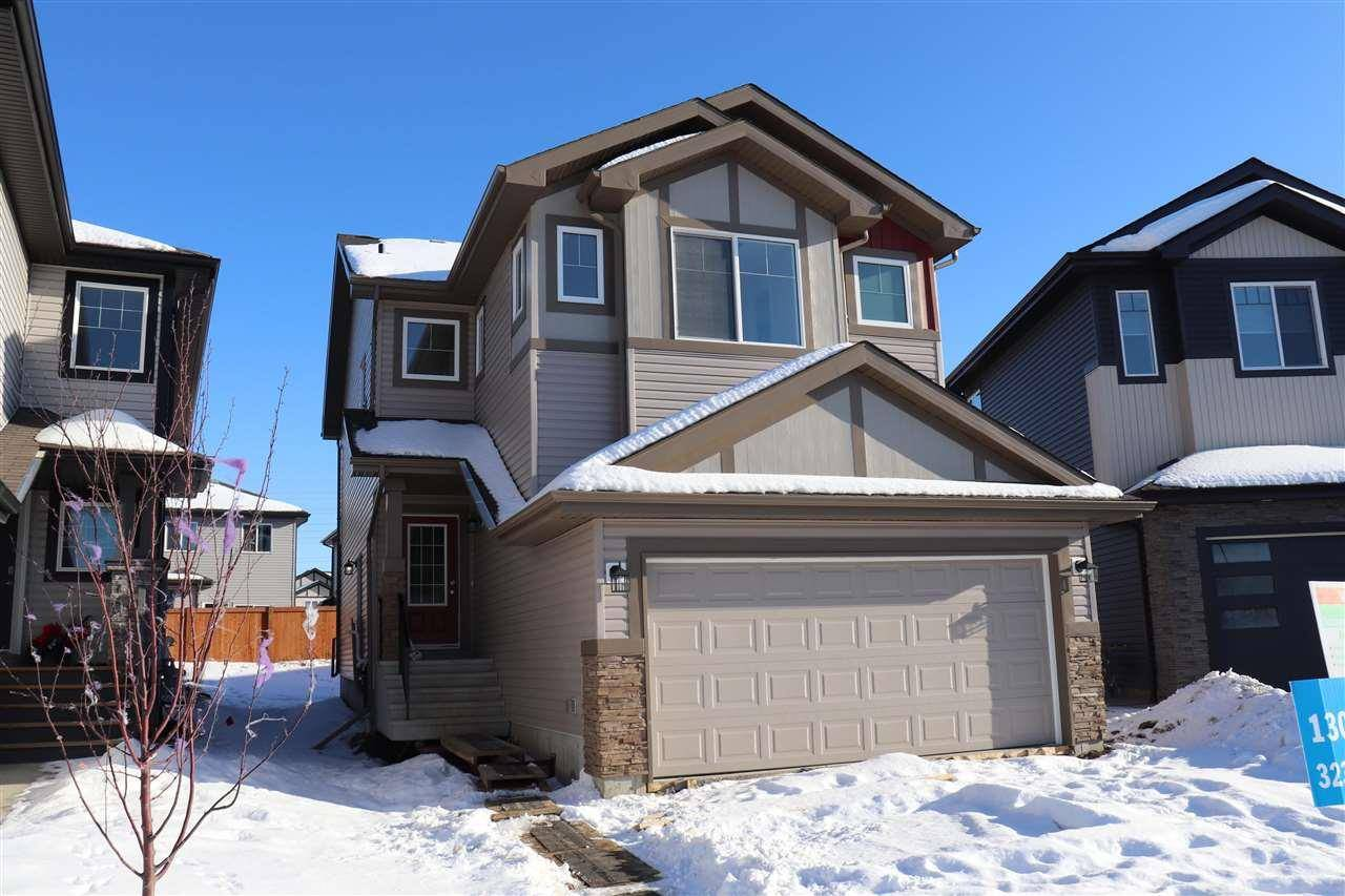 House for sale at 1307 30 St Nw Edmonton Alberta - MLS: E4186886