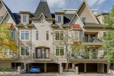 Townhouse for sale at 1307 7 St Southwest Calgary Alberta - MLS: C4265203