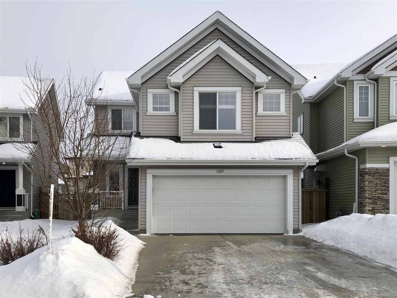 House for sale at 1307 72 St Sw Edmonton Alberta - MLS: E4183891