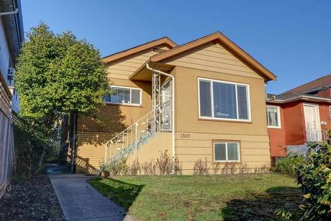 House for sale at 1307 61st Ave E Vancouver British Columbia - MLS: R2411581