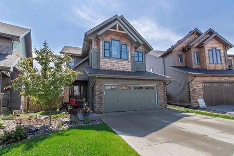 House for sale at 1307 Graydon Hill Wy Sw Edmonton Alberta - MLS: E4161384