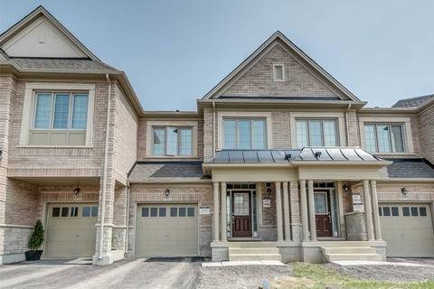 Townhouse for sale at 1307 Restivo Ln Milton Ontario - MLS: W4496529