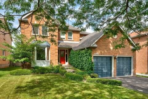 House for sale at 1307 Saddler Circ Oakville Ontario - MLS: W4817935
