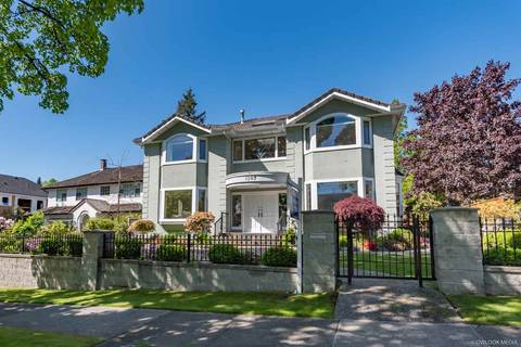 House for sale at 1307 46th Ave W Vancouver British Columbia - MLS: R2368227