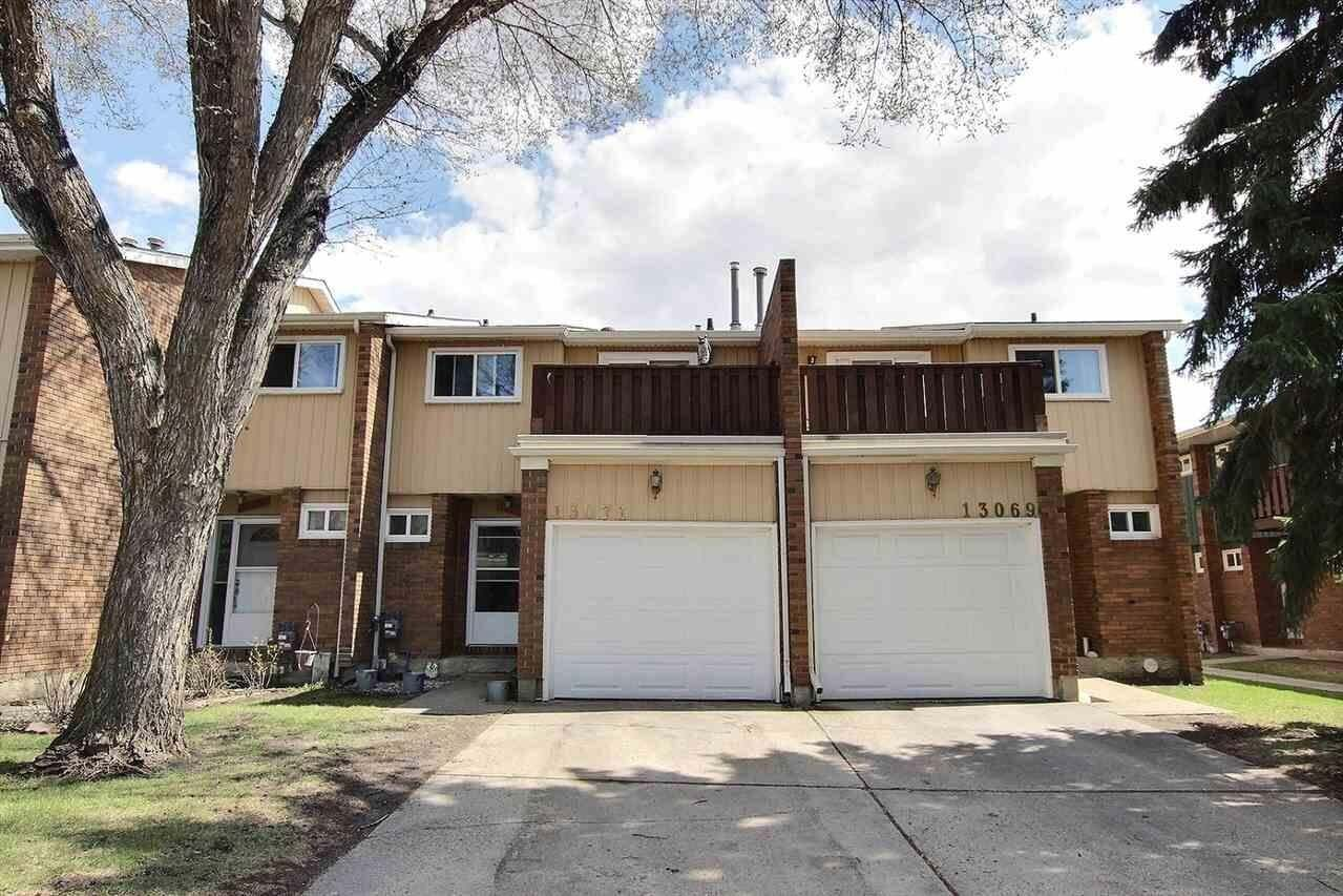Townhouse for sale at 13071 34 St NW Edmonton Alberta - MLS: E4208615