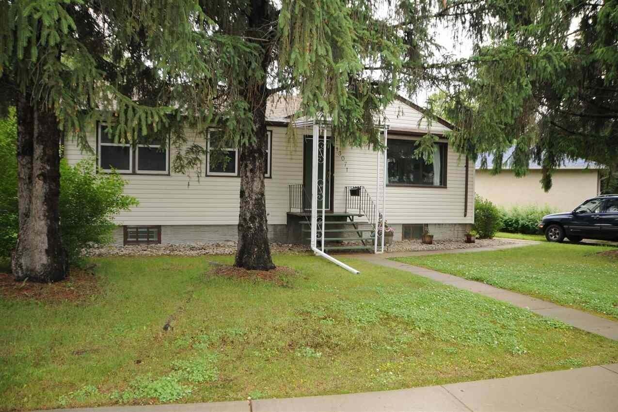 House for sale at 13071 Sherbrooke Av NW Edmonton Alberta - MLS: E4185339