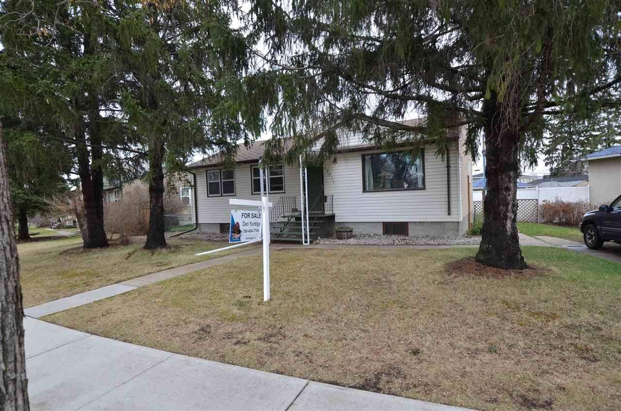 House for sale at 13071 Sherbrooke Ave Nw Edmonton Alberta - MLS: E4185339