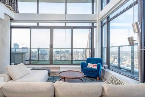 Apartment for rent at 111 Bathurst St Unit 1308 Toronto Ontario - MLS: C4659000