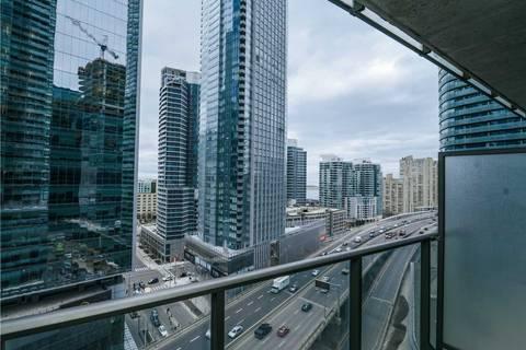 Condo for sale at 55 Bremner Blvd Unit 1308 Toronto Ontario - MLS: C4423976