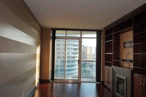 Apartment for rent at 80 Absolute Ave Unit 1308 Mississauga Ontario - MLS: W4542271