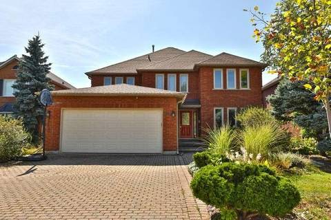 House for sale at 1308 Blackburn Dr Oakville Ontario - MLS: W4673256