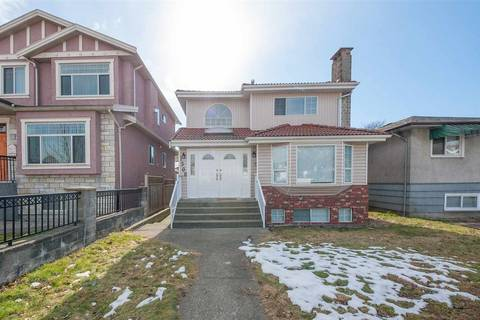 House for sale at 1308 57th Ave E Vancouver British Columbia - MLS: R2342030