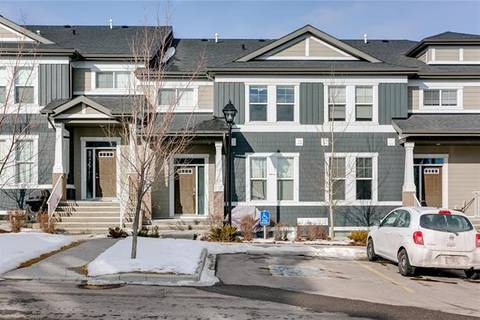 Townhouse for sale at 1308 Evanston Sq Northwest Calgary Alberta - MLS: C4288197