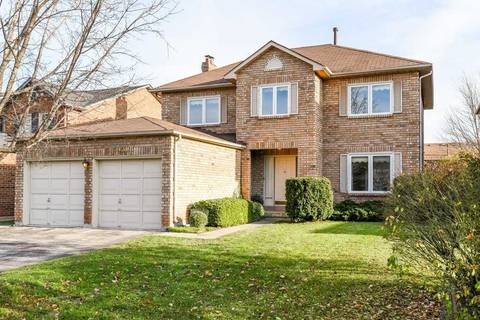 House for sale at 1308 Heathfield Cres Oakville Ontario - MLS: W4644972
