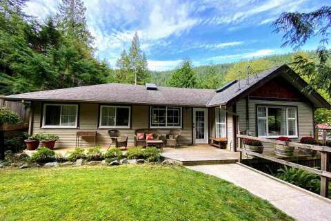 House for sale at 1308 Oceanview Rd Bowen Island British Columbia - MLS: R2500999