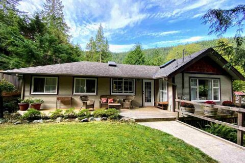 House for sale at 1308 Oceanview Rd Bowen Island British Columbia - MLS: R2512732
