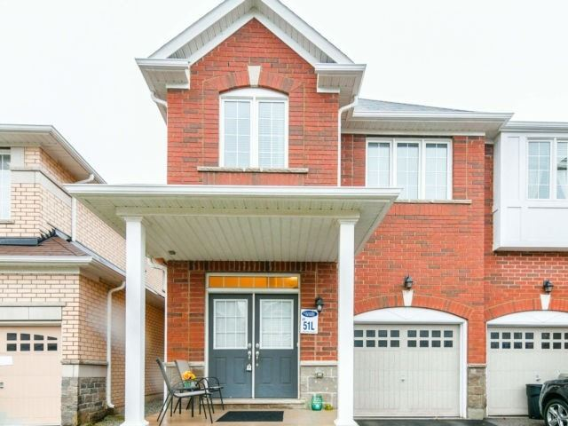 House for sale at 1308 Ruddy Crescent Milton Ontario - MLS: W4312469