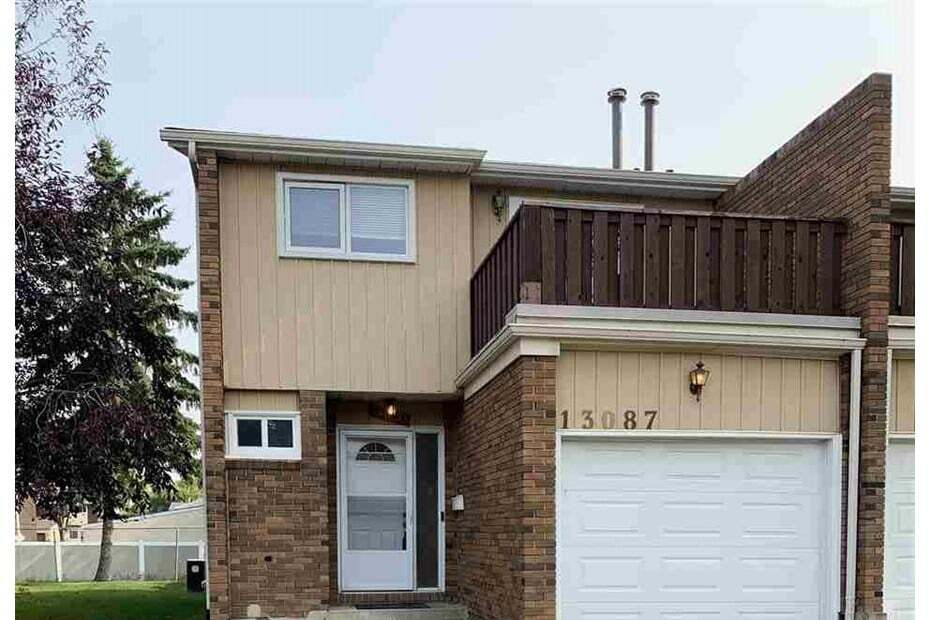 Townhouse for sale at 13087 34 St NW Edmonton Alberta - MLS: E4214897