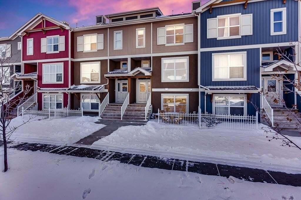 Townhouse for sale at 10 Auburn Bay Av SE Unit 1309 Auburn Bay, Calgary Alberta - MLS: C4290800