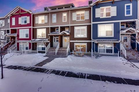 Townhouse for sale at 10 Auburn Bay Ave Southeast Unit 1309 Calgary Alberta - MLS: C4290800