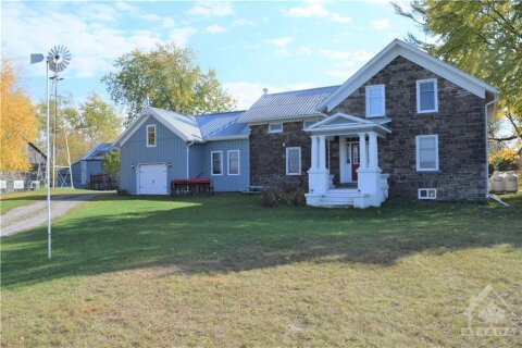 House for sale at 1309 County Road 21 Rd Spencerville Ontario - MLS: 1216879