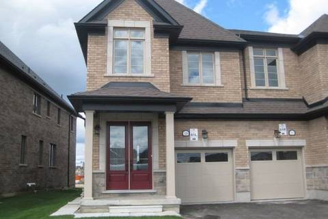 Townhouse for rent at 1309 Farmstead Rd Milton Ontario - MLS: W4571258