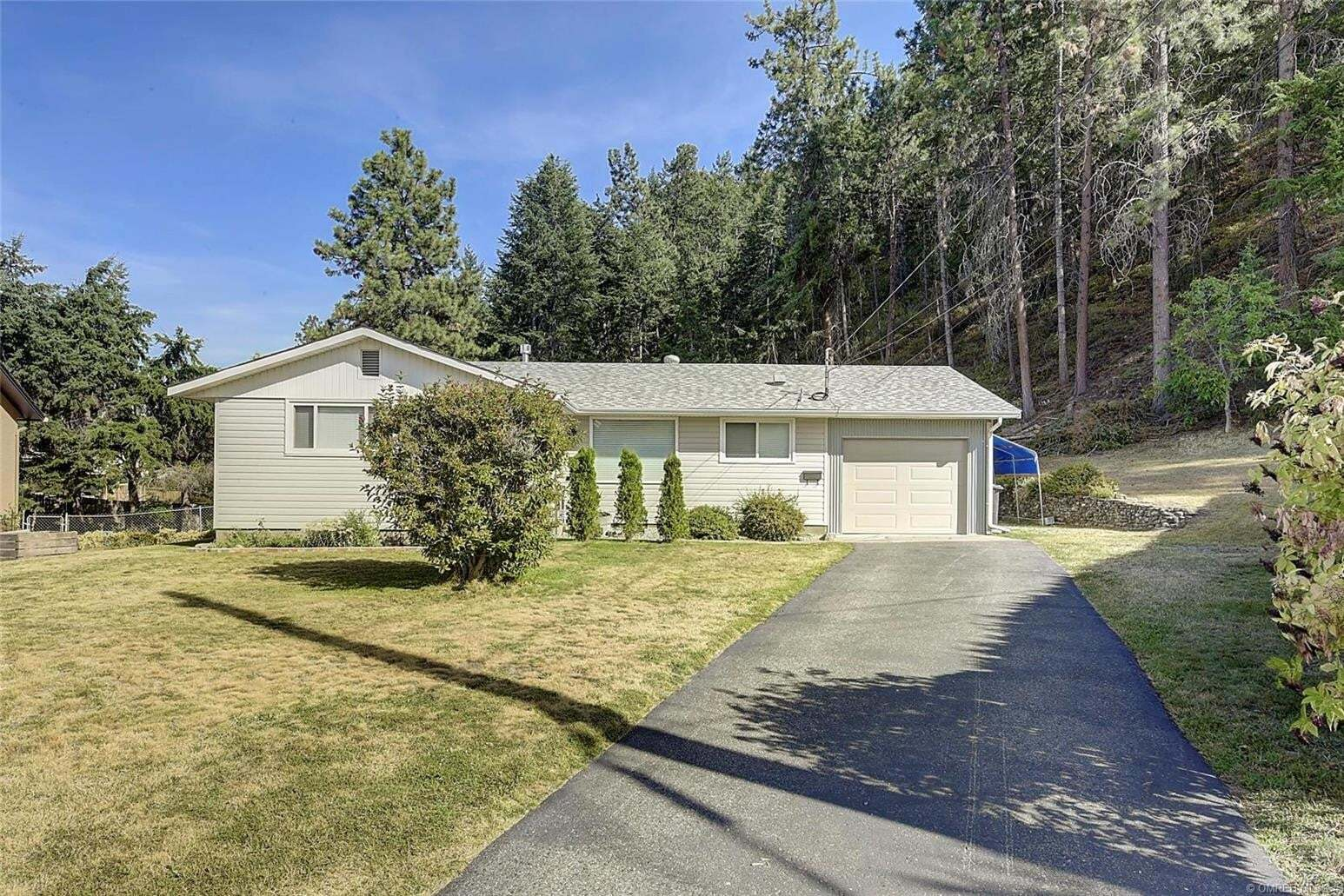 House for sale at 1309 Ponderosa Rd West Kelowna British Columbia - MLS: 10214270