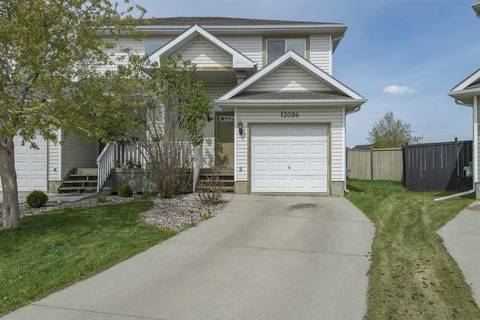 Townhouse for sale at 13094 162a Ave Nw Edmonton Alberta - MLS: E4157267